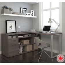 Gray Office Desk Innovation Idea Gray Office Desk Delightful Design 1000 Ideas