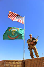 Military Flag Frame An Gal Gréine U2013 An Sionnach Fionn