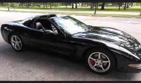 1998 corvette black black chevrolet corvette in indiana for sale used cars on