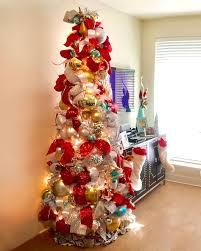 white artificial tree treetopia