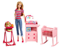 barbie babysitter playset group gift ideas for my little