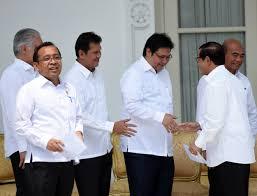 profil jokowi dan jk inilah profil dan latar belakang para menteri baru kabinet kerja