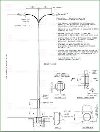 parking lot light pole base detail light pole bases precast base detail lefula top
