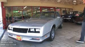 84 Monte Carlo Ss Interior 1988 Chevrolet Monte Carlo For Sale With Test Drive Driving