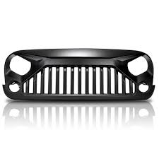 jeep wrangler front grill jwm 4x4 angry bird grill for jeep wrangler jk 2007 2017 u2013 jwm4x4