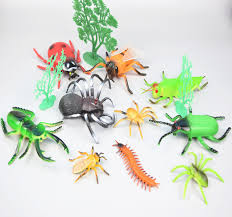 new insect simulation model plastic bagged mantis