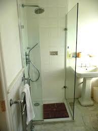 shower ideas for small bathroom home designing tile stall corner