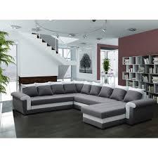 canap d angle 10 places canapé d angle reversible gris sofa divan achat vente