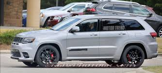 2018 jeep tomahawk 2018 jeep grand cherokee trackhawk price release date interior specs