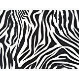 zebra tissue paper zebra striped tissue paper
