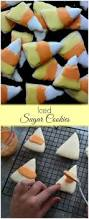 candy corn iced sugar cookies chocolate chocolate and more