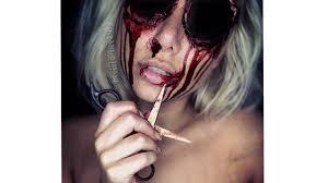 party city halloween makeup kits missing eyes sfx halloween makeup tutorial youtube