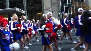 uca at 2012 philadelphia thanksgiving day parade