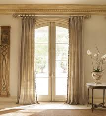 Curtain Ideas For Curved Windows 39 Best Arched Window Treatments Images On Pinterest Curtains