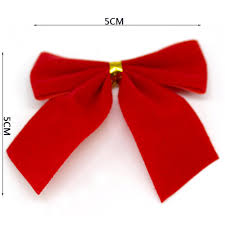 online get cheap bow red christmas aliexpress com alibaba group