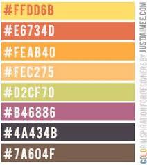 bright pastel retro colour blind