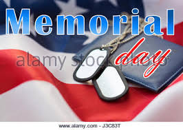 remembrance dog tags usa memorial day concept with dog tags and remembrance poppy
