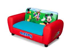 canape mickey disney mickey mouse upholstered storage sofa amazon co uk baby