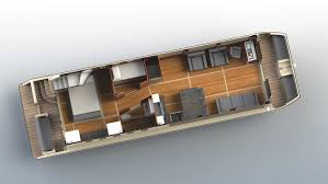 great floor plans to suit multiple uses crossover yachts