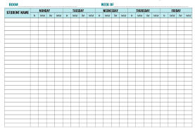 Daycare Sign In Sheet Template 9 Free Sle Child Care Sign In Sheet Templates Printable Sles