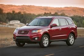 2010 hyundai santa fe towing capacity look 2010 hyundai santa fe gets more power better fuel