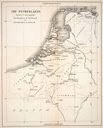 Map Netherlands Maps Tagged