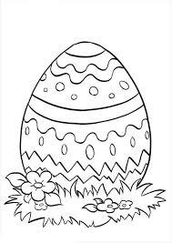 kindergarten easter egg coloring pages batch coloring