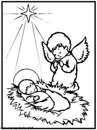 baby jesus coloring page 50 best christmas angels images on pinterest christmas angels