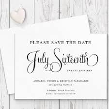 save the date invitation wedding save the date cards and invitations printed on luxury