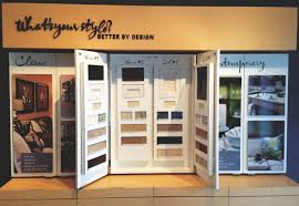 Woodside Homes uses the Inspiration Wall iWall to help ers coordinate their design selections with the style that best represents their taste