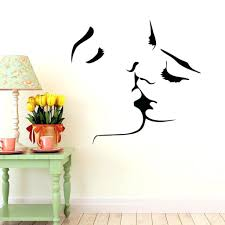 damask decals wall art black damask wall decals home interior