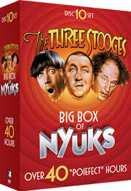 Seeking Dvd The Three Stooges Big Box Of Nyuks Collection Dvd