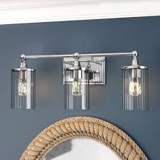 gallego 3 light glass shade vanity light hague 3 light vanity light with clear beveled glass vanities