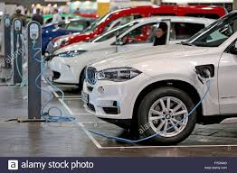 Bmw X5 Hybrid - a bmw x5 xdrive40e as plug in hybrid with edrive is charged at a