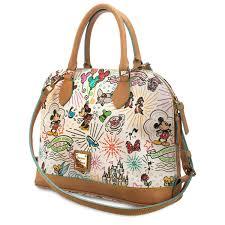 disney sketch zip satchel by dooney u0026 bourke shopdisney