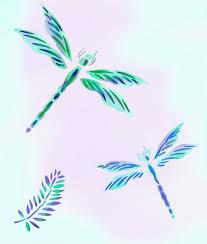 dragonfly stencil henny donovan motif