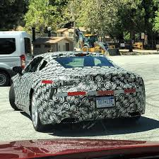 lexus lf lc performance the lexus lc has been spotted testing will the new supra have any