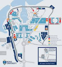 Student Map Login Parking On Campus Bond University