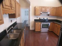 honey oak cabinets with wood floors search or