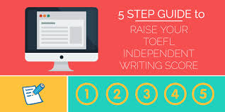 Toefl Writing Sample Essay Get 5 Score On Toefl Independent Writing Task Perfect Toefl Essay