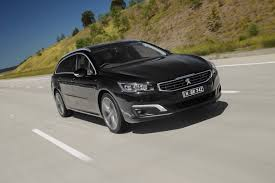 peugeot 508 2018 driven updated peugeot 508 lands goauto