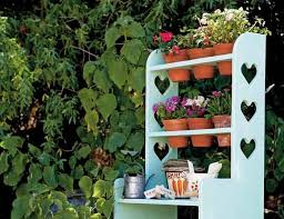 Plant Bench Plans - 10 potting bench ideas with free building plans tuesday ten