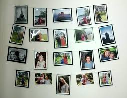 hang pictures without frames hanging photos without frames ways hang without frames hanging