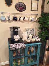Target Bakers Rack A Cute Idea For Any Coffee Lover Fully Stocked Coffee Bar Target