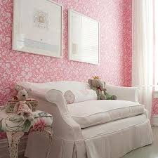 pink shabby chic girls bedroom with french beds cottage u0027s