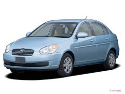 hyundai accent 4 door sedan image 2006 hyundai accent 4 door sedan gls auto angular front