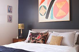 How High To Hang Art Bedrooms With Properly Hung Art Apartment Therapy