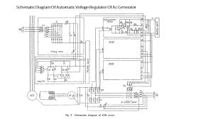 tracing of panel wiring diagram of an alternator iti electrician