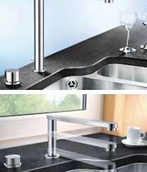 blanco industrial kitchen faucet the new meridian semi
