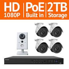 Honeywell Lyric C2 1080p Indoor Round Wi Fi Security Camera